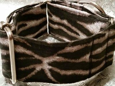 collar animalprint para perros modelo C42