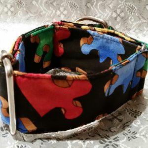 collar colorido para perros antiescape modelo c43