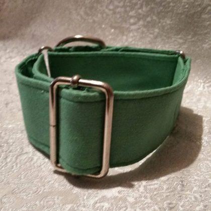 collar martingale para perros verde mod C17