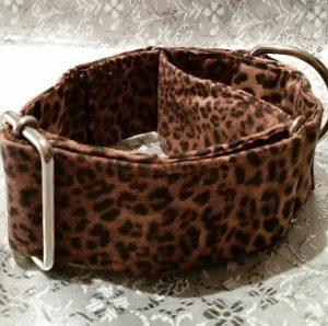collar para perros animalprint leopardo modelo C41