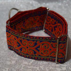 collar perros hechos a mano T14