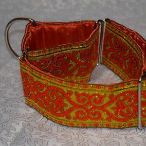 collares para perros hechos a mano mod T13