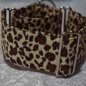 collar animalprint leopardo modelo C91