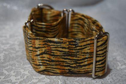 collar para perros animalprint tigre modelo c92