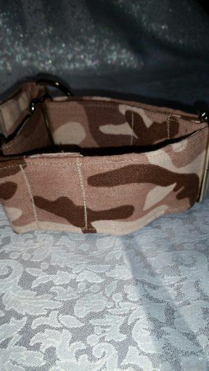 collar para perros estampado militar ejercito de tierra modelo C84