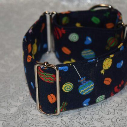 collar para perros hecho a mano modelo C82