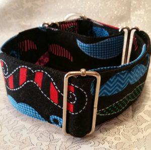 collar para perros original hecho a mano modelo C54