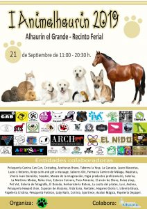 Animalhaurin 2019 Evento 21 Septiembre 2019