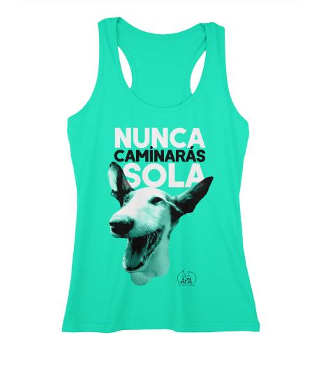 camiseta solidaria para mujer verano 2019