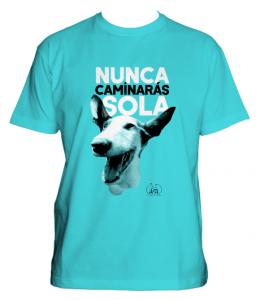 camiseta solidaria protectora junio 2019